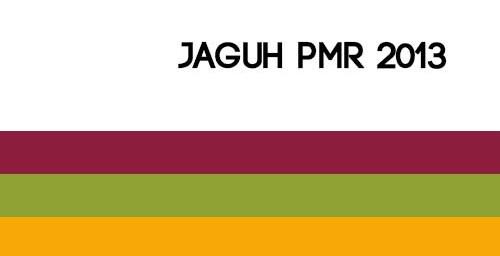 Jaguh PMR 2013